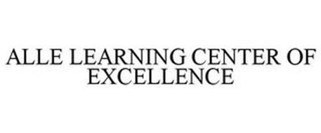 ALLE LEARNING CENTER OF EXCELLENCE