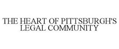 THE HEART OF PITTSBURGH'S LEGAL COMMUNITY