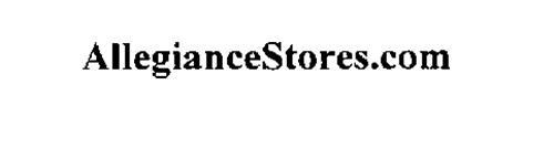 ALLEGIANCESTORES.COM