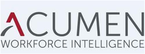 ACUMEN WORKFORCE INTELLIGENCE