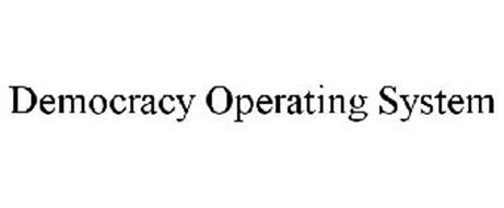 DEMOCRACY OPERATING SYSTEM
