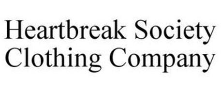 HEARTBREAK SOCIETY CLOTHING COMPANY