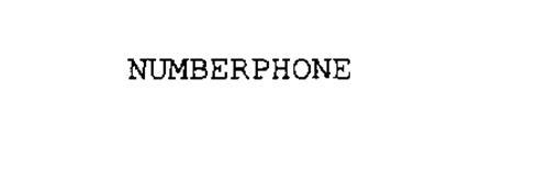 NUMBERPHONE