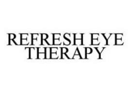 REFRESH EYE THERAPY