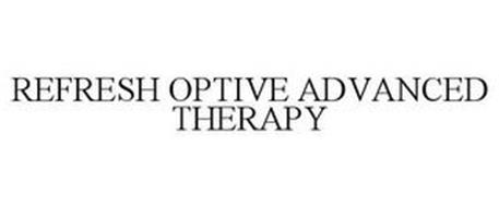 REFRESH OPTIVE ADVANCED THERAPY