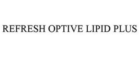 REFRESH OPTIVE LIPID PLUS