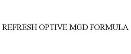 REFRESH OPTIVE MGD FORMULA