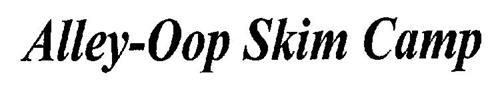 ALLEY-OOP SKIM CAMP