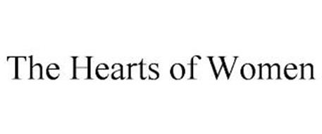 THE HEARTS OF WOMEN