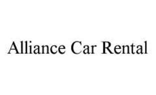 ALLIANCE CAR RENTAL