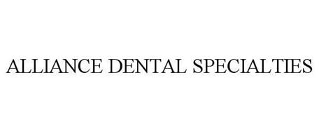 ALLIANCE DENTAL SPECIALTIES