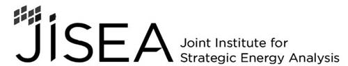 JISEA JOINT INSTITUTE FOR STRATEGIC ENERGY ANALYSIS