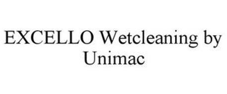 EXCELLO WETCLEANING BY UNIMAC