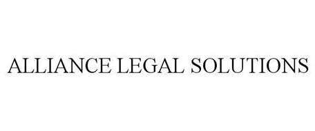 ALLIANCE LEGAL SOLUTIONS