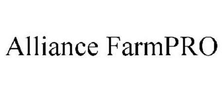 ALLIANCE FARMPRO