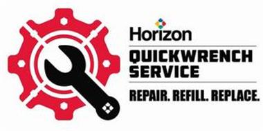 HORIZON QUICKWRENCH SERVICE REPAIR. REFILL. REPLACE.