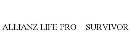 ALLIANZ LIFE PRO+ SURVIVOR