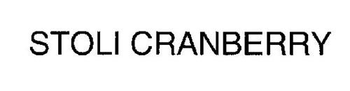 STOLI CRANBERRY