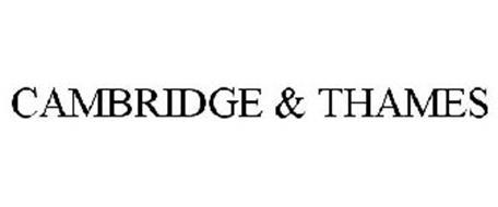 CAMBRIDGE & THAMES