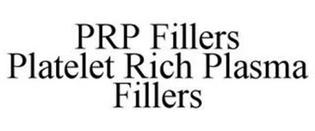 PRP FILLERS PLATELET RICH PLASMA FILLERS
