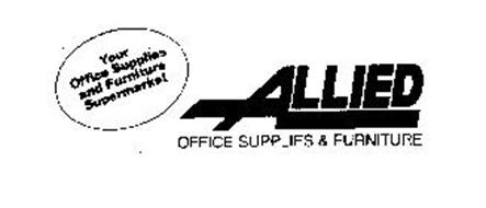 YOUR OFFICE SUPPLIES AND FURNITURE SUPERMARKET ALLIED OFFICE SUPPLIES & FURNITURE