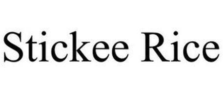 STICKEE RICE