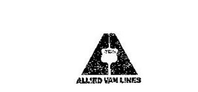 ALLIED VAN LINES WORLD'S NO. 1 MOVER