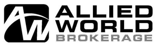 AW ALLIED WORLD BROKERAGE