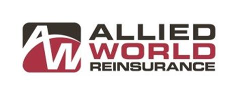 AW ALLIED WORLD REINSURANCE
