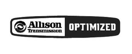 ALLISON TRANSMISSION OPTIMIZED