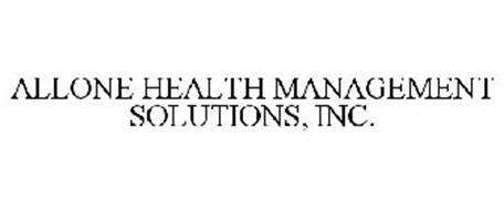 ALLONE HEALTH MANAGEMENT SOLUTIONS, INC.