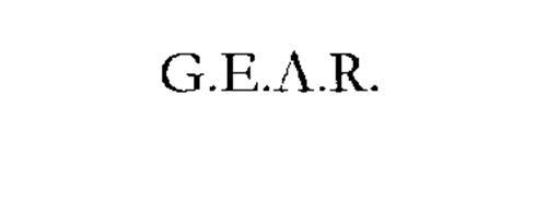 G.E.A.R.