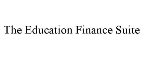 THE EDUCATION FINANCE SUITE