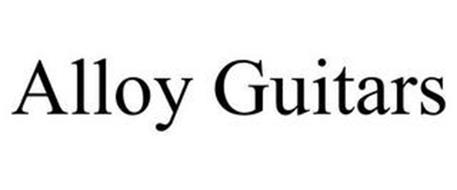 ALLOY GUITARS