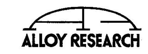A R ALLOY RESEARCH