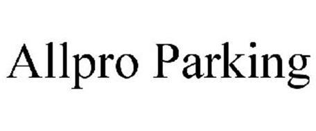 ALLPRO PARKING