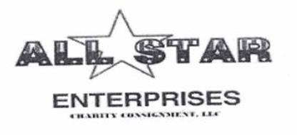 ALL STAR ENTERPRISES CHARITY CONSIGNMENT, LLC