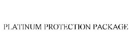 PLATINUM PROTECTION PACKAGE