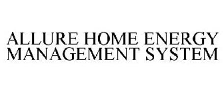 ALLURE HOME ENERGY MANAGEMENT SYSTEM