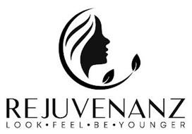 REJUVENANZ LOOK · FEEL ·  BE · YOUNGER
