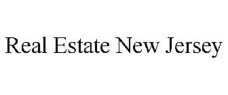 REAL ESTATE NEW JERSEY