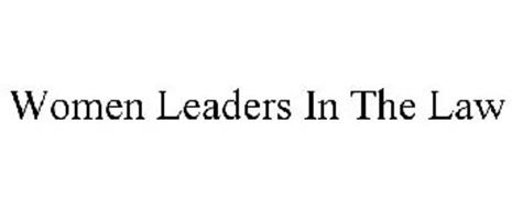 WOMEN LEADERS IN THE LAW