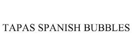 TAPAS SPANISH BUBBLES