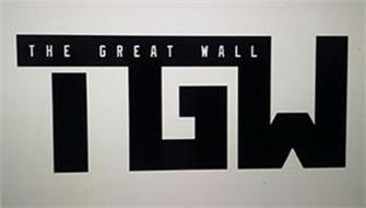 TGW; THE GREAT WALL