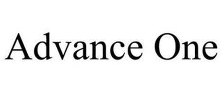 ADVANCE ONE