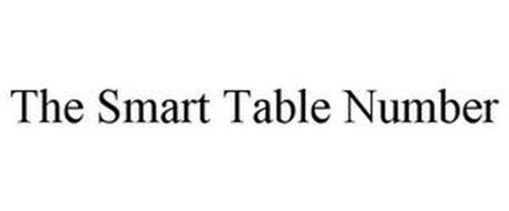 THE SMART TABLE NUMBER