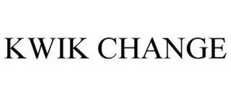 KWIK CHANGE