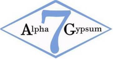 ALPHA 7 GYPSUM