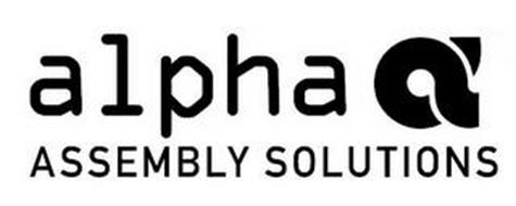 ALPHA A ASSEMBLY SOLUTIONS