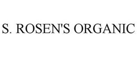 S. ROSEN'S ORGANIC